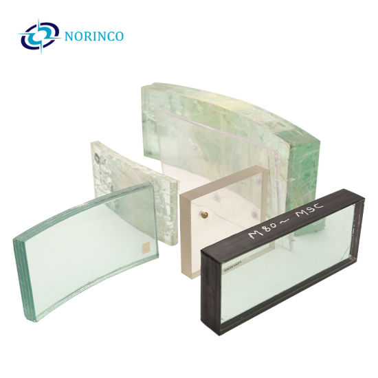 High Quality Protection Glass Ballistic Bulletproof Resistant Glass Laminated Glass of Model Cars