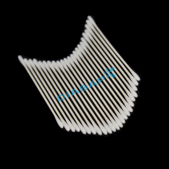 Disposable Cleanroom Cotton Swab for Cleaning Precise Parts with RoHS