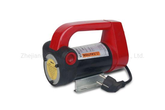 High Quality Portable 220volt AC Power Oil Pump Factory Price