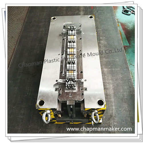 PA66+30GF Plastic Material Precision Export Injection Mould.