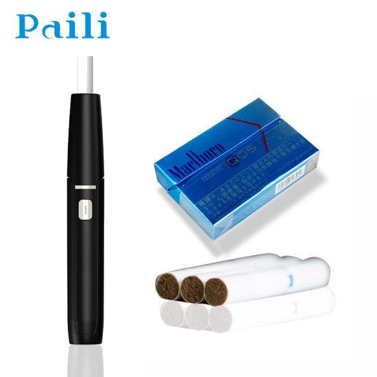 2019 Heat Not Burn Kit Heating Device Smoke-Free Cigarette Kit New E-Cig