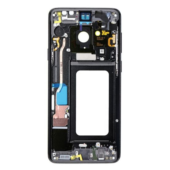 Rear Frame Middle S7 S8 S10 Note 8 9 Back Cover Housing Latest Mobile Accessories Cell Phone Repair for Samsung Galaxy S9 Plus pictures & photos