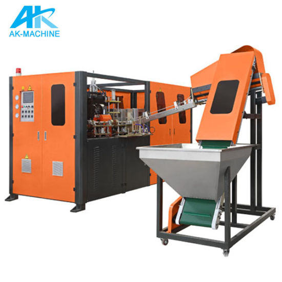 Water Plastic Bottle Making Machine