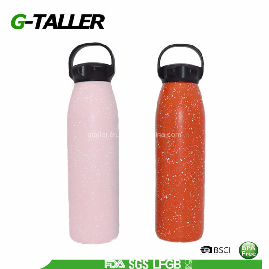Outdoor Sports Camping Hiking Double Wall Stainless Steel Wter Bottle
