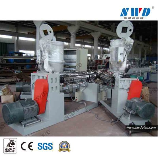 High-Efficiency Plastic HDPE Pipe Extrusion Line