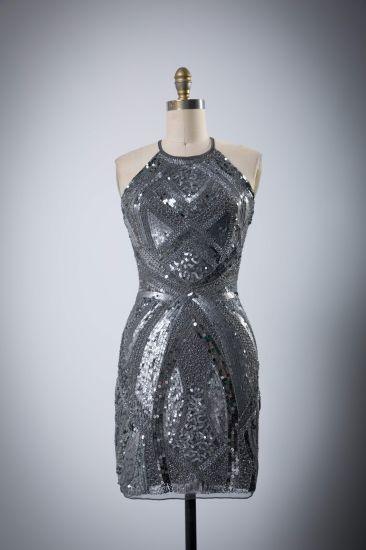 New Design Fashion Sexy Ladies Women Sling Evening Dress