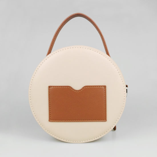 2019 Trend Lady Bag Genuine Vegetable Tanned Leather Crossbody Bag
