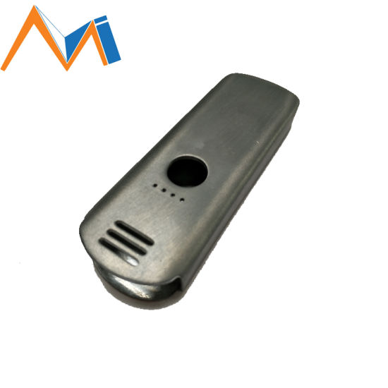 High Quality Sliver & Black USB Shell USB Accessories with SGS/ISO9001-2015