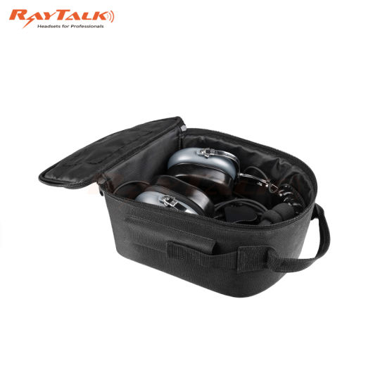 34df1d92679 Professional Active Noise Cancelling Anr Pilot Aviation Headset Similar to  David Clark