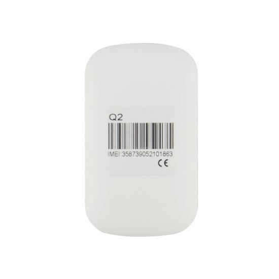 China Mini Portable GPS Tracker Concox Q2 Kid Elderly Smart GPS GSM