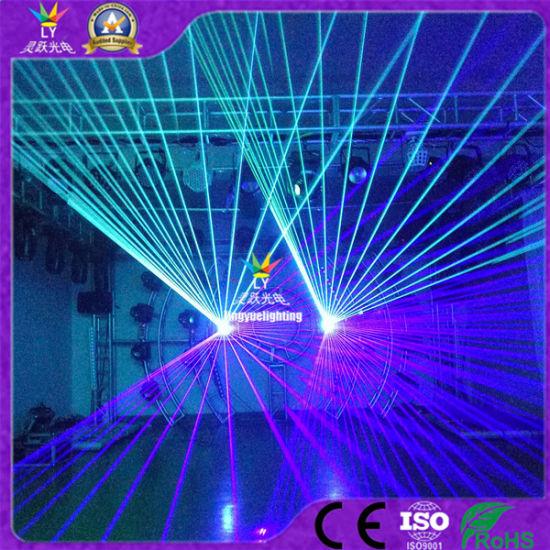 Ce RoHS 25W SD Animation Club Green Laser