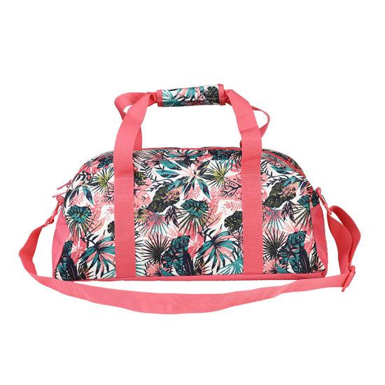 The Leaves Cloth Fashion Travel Bag