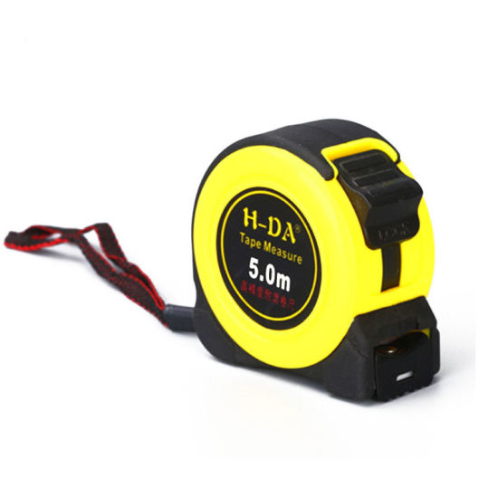 Sturdy and Durable Rubber Covered Tape Measure
