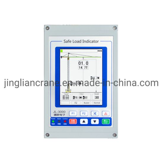 China Robway Replacement Load Moment Indicator Lmi For Potain Tower Crane China Load Moment Indicator Tower Lmi