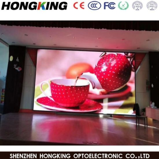 Shenzhen Factory Wholesale Indoor P2.5 P3 P4 Full Color LED Display Screen