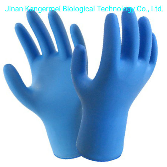 Surgical Disposabl Nitrile Medical Gloves for Hospital Examination