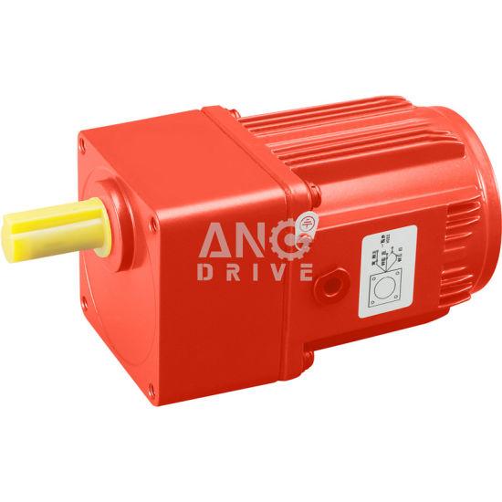 110V/220V/380V, 6W/40W/90W/120W/140W/200W/400W/750W/2HP/3HP Induction AC Gear Motor, Single Phase Electric Motor