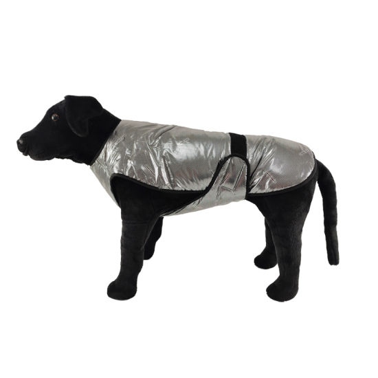 High Quality Warm Winter Pet Apparels Reflective Safe Dog Jacket convenient Coat