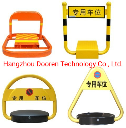 Automatic Remote Control Car Parking Space Barrier Lock, Auto Padlock
