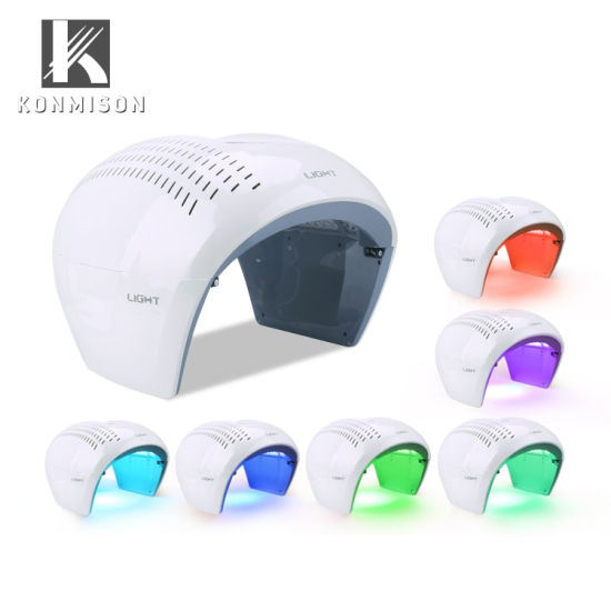 New 4 Colors PDT LED Light Therapy Machine for Skin Rejuvenation pictures & photos