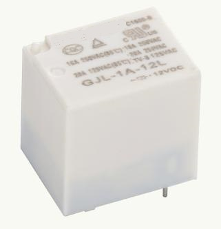 General Purpose Sealed Protect Feature and PCB Usage Miniature Relay