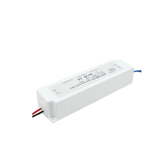 12vdc output waterproof type high power 100w LED driver LPV-100-12 pictures & photos