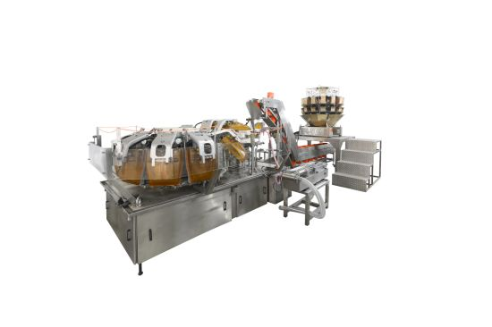 Automatic Vacuum Pouch Packing Machine
