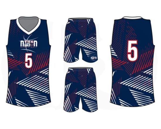 30aabe03a484 Professional Make Cheap Reversible Unique Euroleague Basketball Jersey. Get  Latest Price
