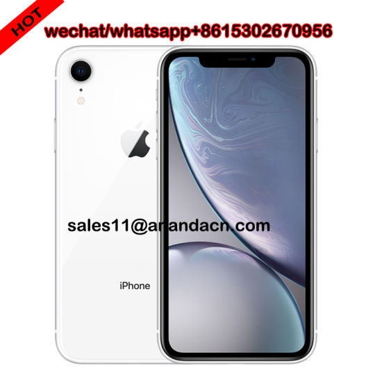 Wholesale Mobile iPhone Xr 64G 128g 256GB Smart Cell Phone pictures & photos