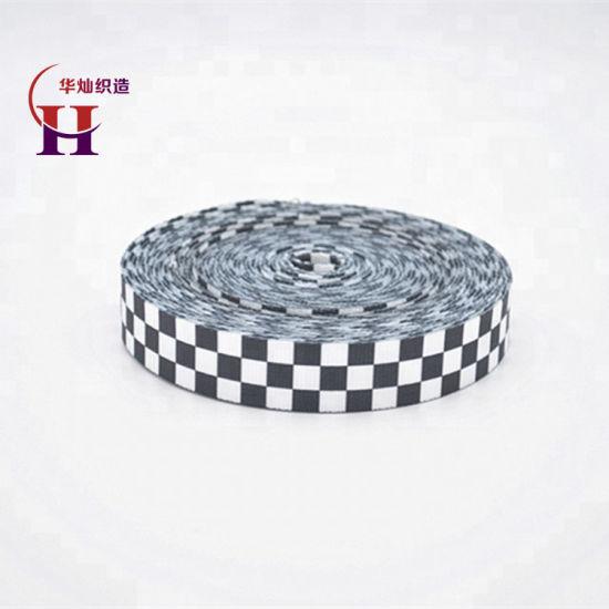 Printed Polyester Webbing Strap Seat Belt Webbing