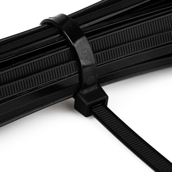 Plastic Cable Tie Self-Locking Nylon66 Cable Ties
