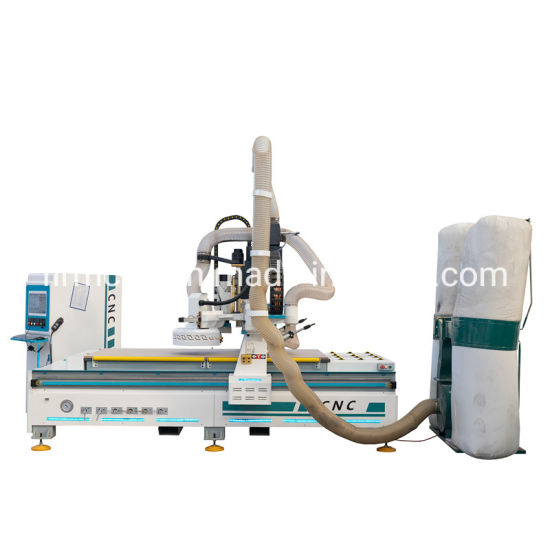 CNC Machine 1325 Atc CNC Wood Router for MDF Cutting Wooden Furniture Making