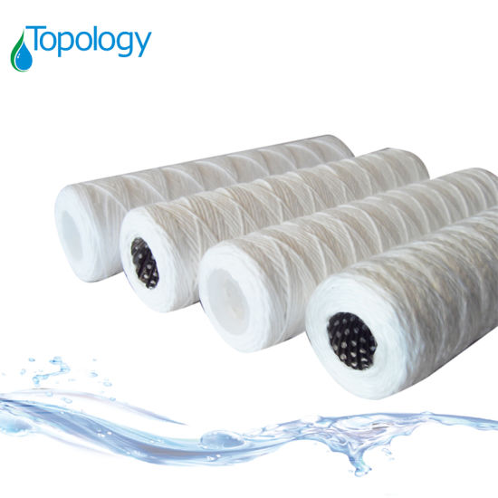 Water Filter for Water Treatment (chemicals)