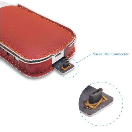 China Qi Compatible Charging Case for Iqos Electronic