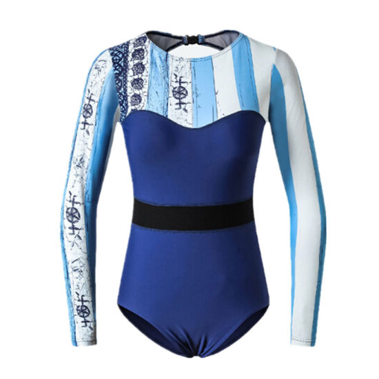 Wholesale Latest Neoprene Suit Dry Diving One-Piece Suit Girl's Surfing Wetsuits
