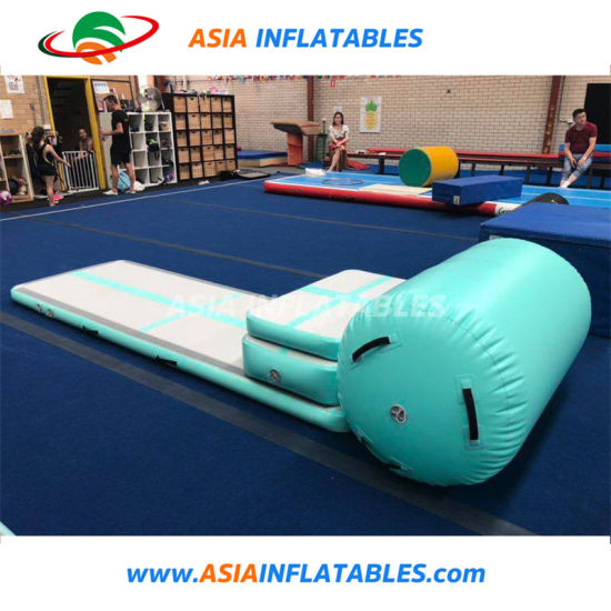 Inflatable Tumble Mat; Inflatable Gym Mat; Inflatable Tumble Track