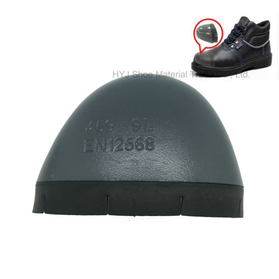 Steel Toe Caps Shoe Accessories Used in Safety Footwear with European Standard