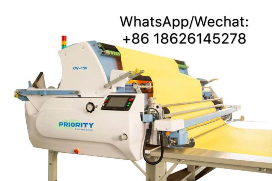 Automatic Fabric Spreading Machine (KW-190/210) with Ce Certificate
