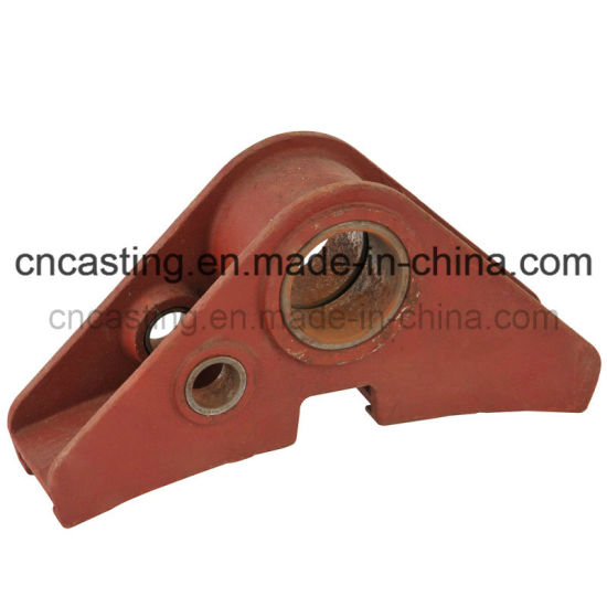 Painted Truck Lost Wax Casting Sand Casting CNC Machining Bearing Parts