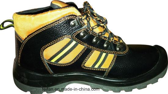 Anti Slip Steel Toe Cap Casual Type