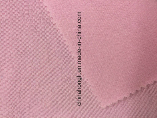 Combed 100%Cotton French Terry Weft Knitting Fabric with Good Handfeel