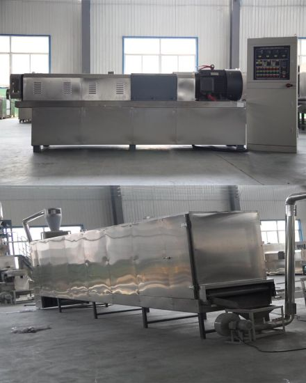 Big Output Automatic Dog Food Production Line pictures & photos