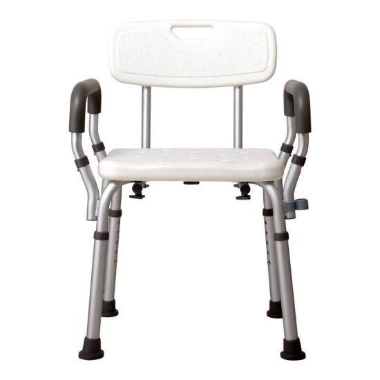 New High Quality Bath Safety Bathroom Safety Chair Adjustable Shower Chair