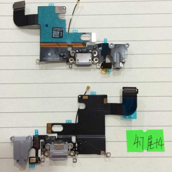 Charging Port Flex Cable for iPhone6 4.7 Inch Best Price Excellent Quality