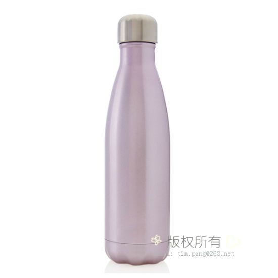 Vacuum Stainless Steel Metal Gift Flask Water Flask Sport Flask pictures & photos