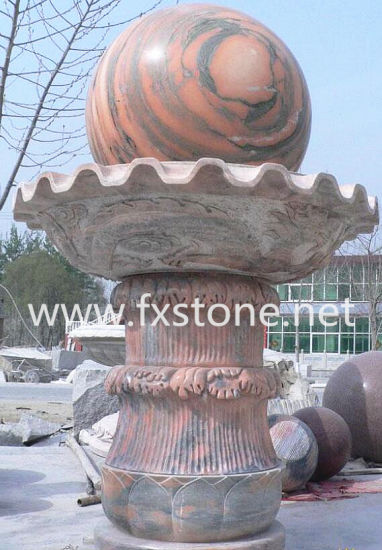 Marble Water Floating Ball Fountain pictures & photos