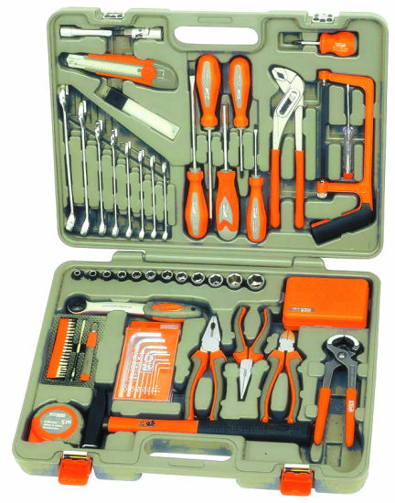 100PCS Professional Mechanical Tool Set (FY100B1) pictures & photos