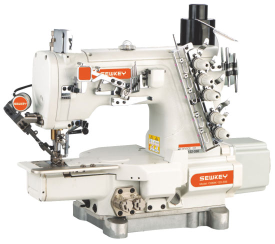 Sk-C858K-Et Direct-Drive High-Speed Interlock Sewing Machine