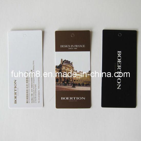 Custom Paper Swing Tickets (FH-HT-152)