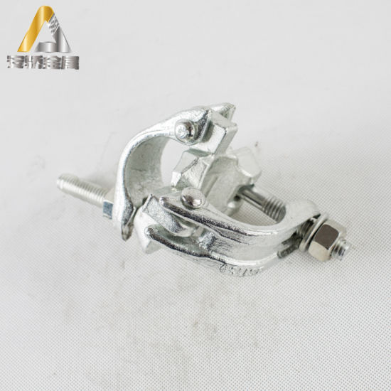 British Drop Forged Double Coupler / Scaffolding Clamp